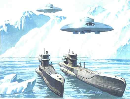 Германский подводный флот гордится