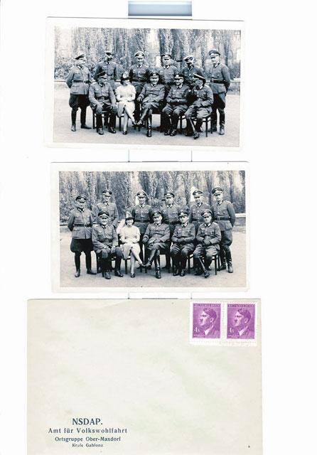 Офицеры Вермахта, отвечавшие