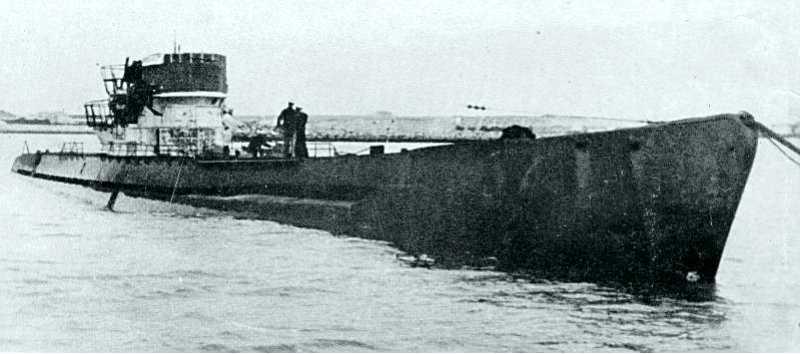 подводная лодка U-530 - капитан Отто Вермаут